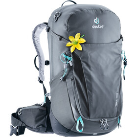 Deuter Trail Pro 30 SL Zaino Donna, graphite-black